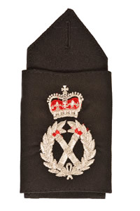 Epaulette for Chief Constable