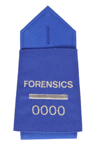 Epaulette for Forensics Supervisor