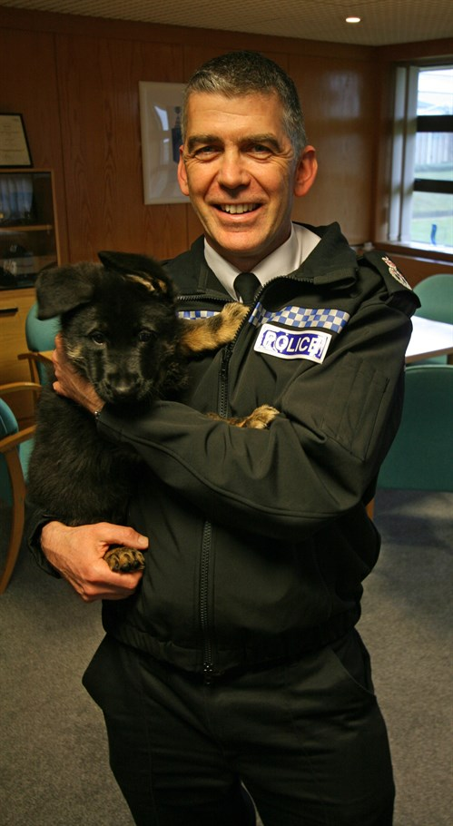 Chief Constable 's Canine Companion (1)