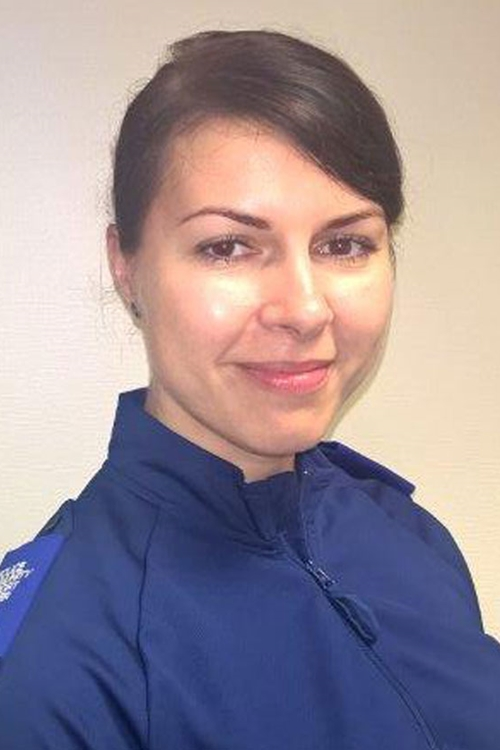 Olga Hapova