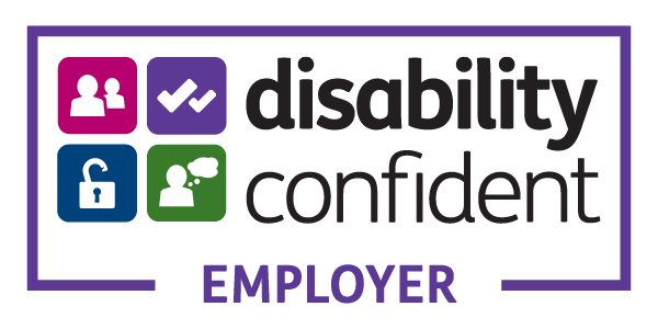 Disability Confident Employer scheme logo